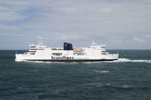 ferry ship danish