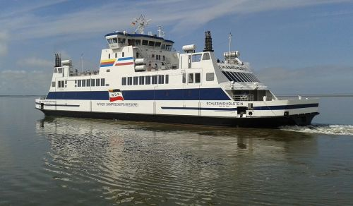ferry north sea regular services
