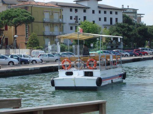 ferry ship channel