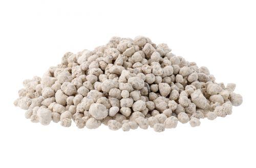 fertilizer grain pile