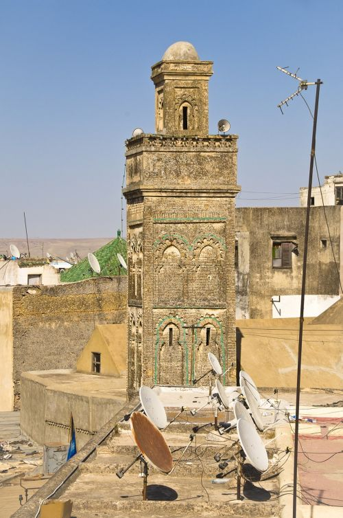 fes minaret mosque