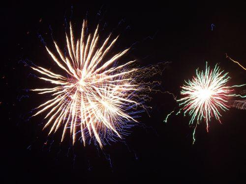 festival pyrotechnics fireworks