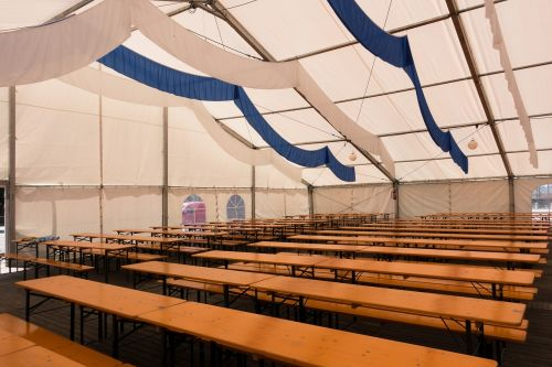 festival beer tent tradition
