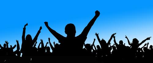 festival  visitors audience  goal