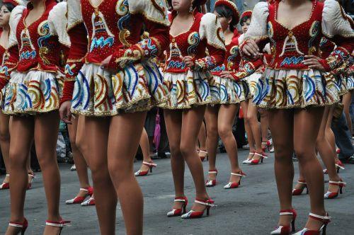 festival la paz bolivia