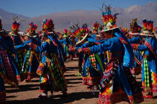 festival dance colors