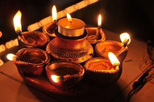festive indian devotion