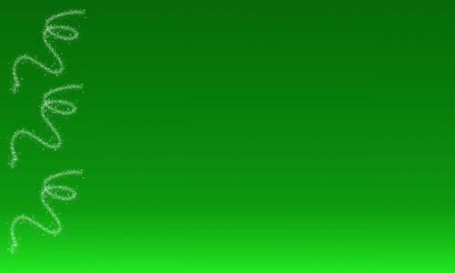 Festive Green Gradient Background
