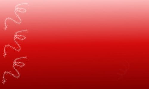Festive Red Gradient Background