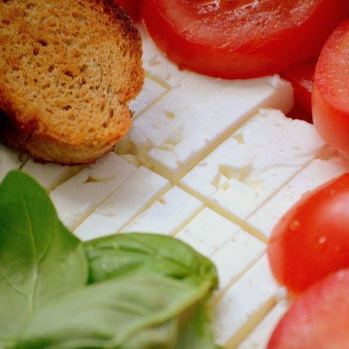 feta tomato basil