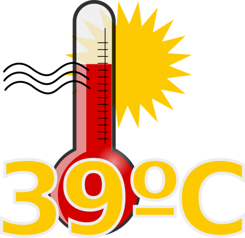 fever hot temp thermometer