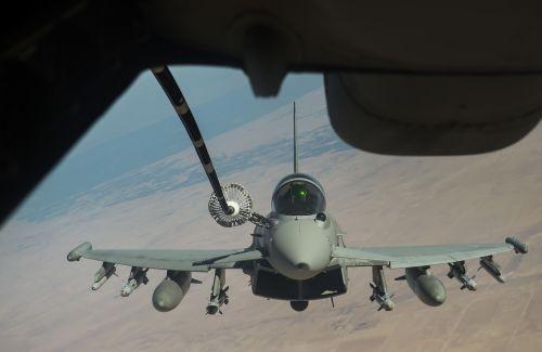fgr4 typhoon royal air force flight