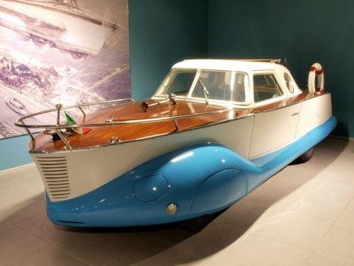 fiat boat car 1953 car