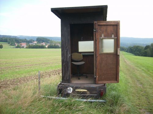 field schäfer wagon shelter