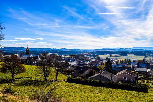 field village ardèche