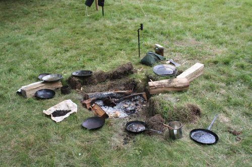 field kitchen war halt