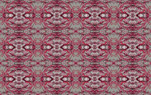 Fiery Sphere Pattern