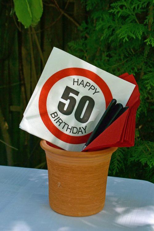 fiftieth birthday 50th birthday 50