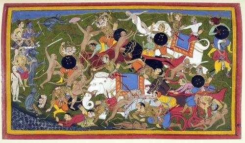 fight battle lanka
