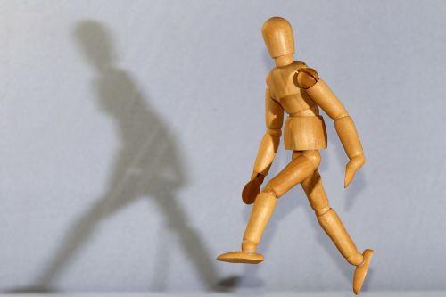 figure man run