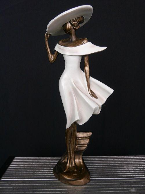 figure lady jewellery