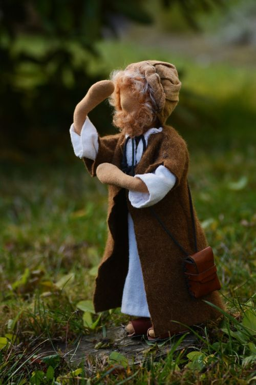 figure doll biblical narrative figures