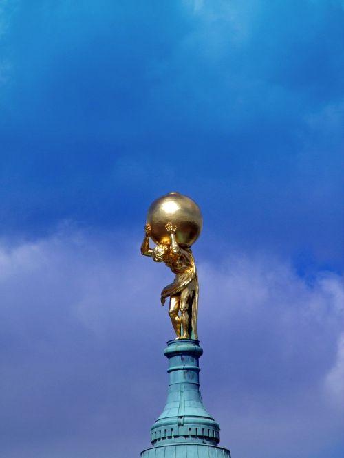 figure sculpture statue