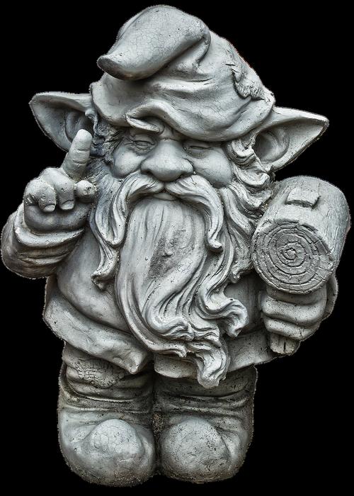 figure  dwarf  gnome