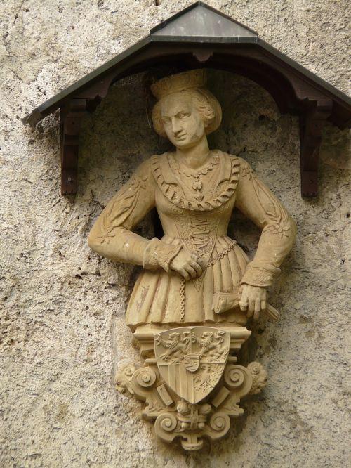 figure woman lichtenstein