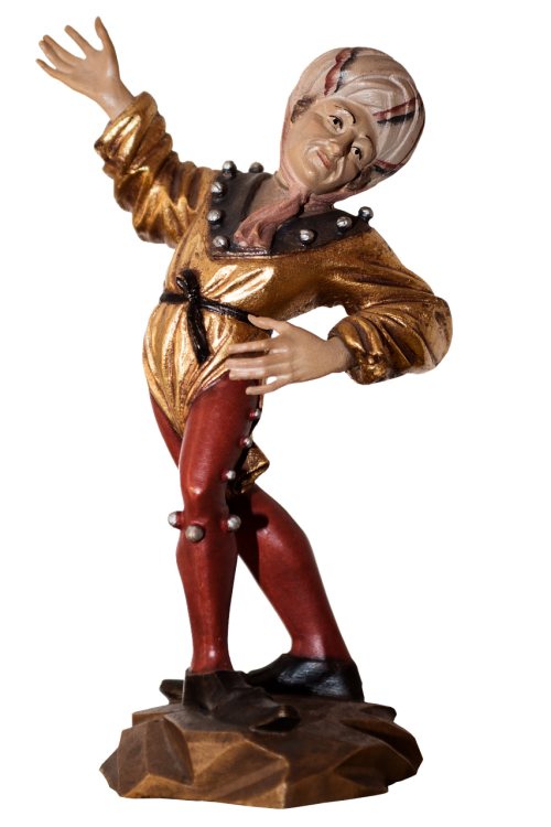 figures wooden figures moorish