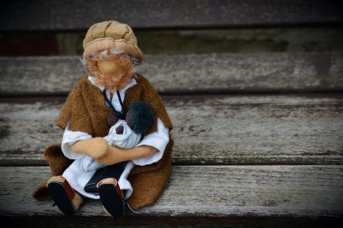 figures dolls biblical narrative figures
