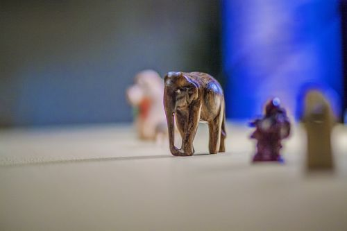 figures miniature animals