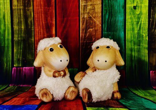 figures sheep funny