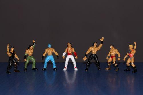 figurines plastic toys
