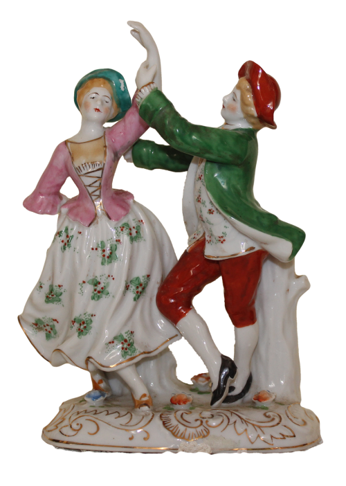 figurines dancing madeinjapan