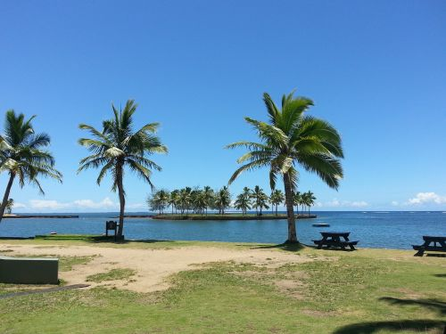 fiji beach recreation area