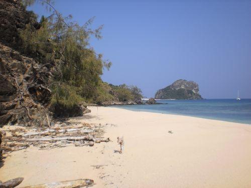fiji south pacific beach