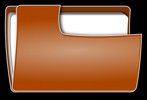 file document folder