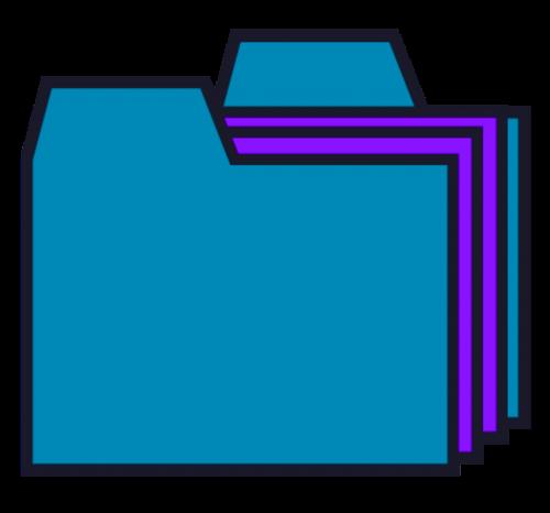 file icon tag