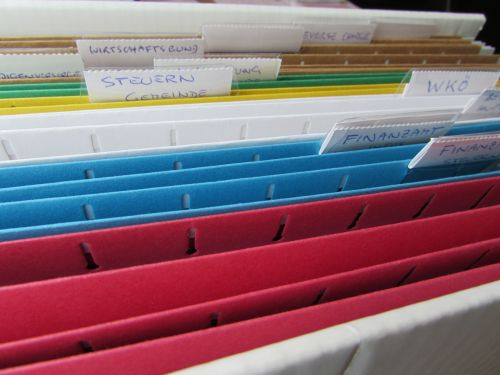 files folder drop