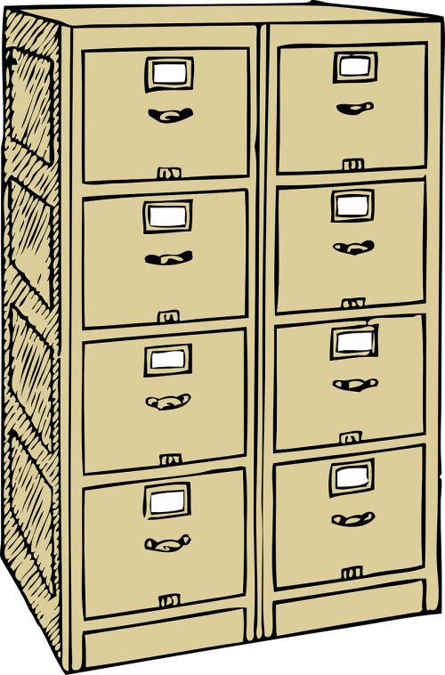 filing cabinet office