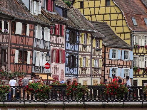 fill up alsace houses