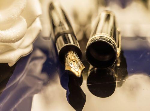 filler fountain pen montblanc
