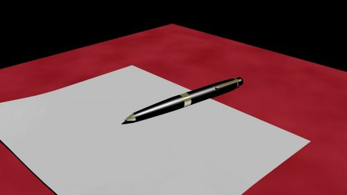 filler writing tool leave