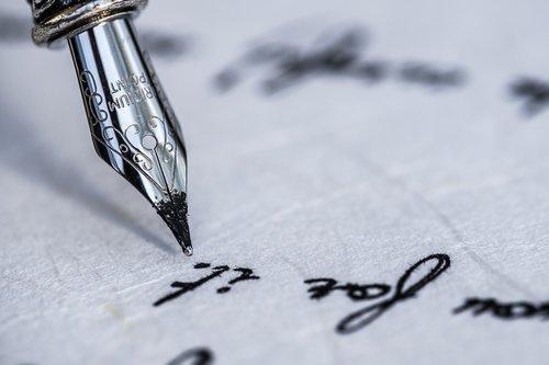 filler  fountain pen  pen
