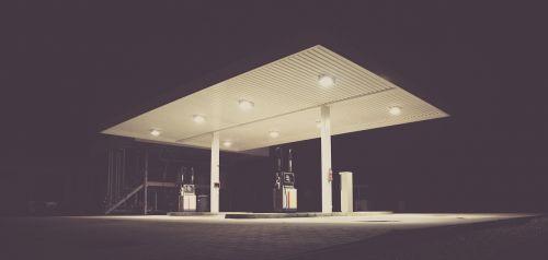 filling station gas gas station