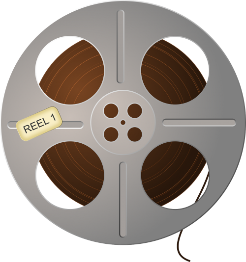 film film reel video