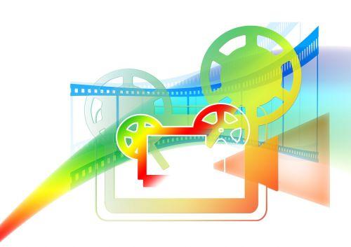 film projector movie projector