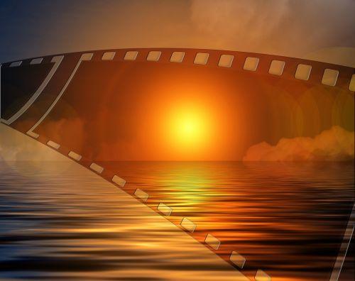 film filmstrip video