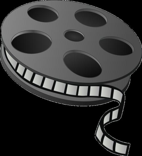 film reel cinema film